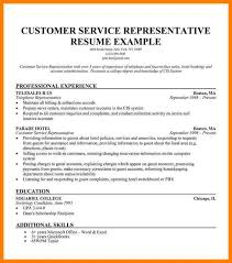 skills of customer service representative 10 customer service resume examples memo heading