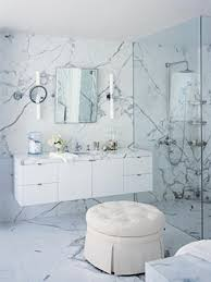 unique white bathroom designs. Modest Retro White Bathroom Unique Designs