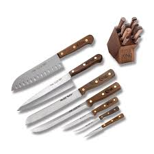 Knives For Sale At SMKW Case Case Nine Piece Kitchen Block Set Case Kitchen Knives