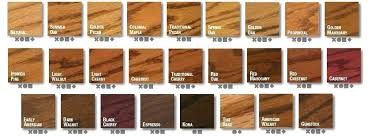 Minwax Wood Finish Color Chart Cool Wood Stains Animecheck Co