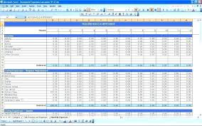 Personal Household Budget Personal Finance Spreadsheet Excel Home Budget Spreadsheet Excel