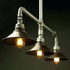 galvanized lighting fixtures. Galvanized Light Fixtures Making Black Pipe Fixture Cute Fluorescent Exterior Lighting E