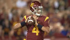Usc Depth Chart 2016 Max Browne Hopes To Get Job As Uscs Qb Sports On Earth