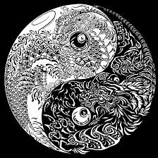 Coloriage Yin Yang Gratuit Mandalas Archives Coloriages