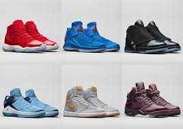 michael jordan shoes 2017. jordan brand has officially unveiled full release date information for upcoming footwear releases scheduled throughout the holiday 2017 season. michael shoes