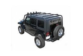 trailfx roof rack jeep jk 4 door