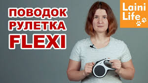 <b>Поводок рулетка FLEXI</b> - родственник бензопилы | Как подобрать ...