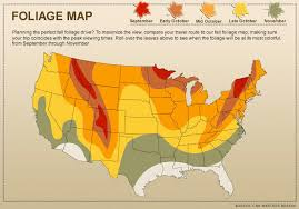 Fall Leaf Color Chart Fall Foliage Likely The Best In Several Years Boston Com
