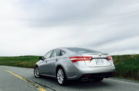 2015 Toyota Avalon Limited Review – It's Either A Junior Lexus Or ...
