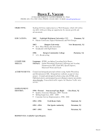 Example Objective For Resume Resume Objective For College Student Good A Examples Vesochieuxo 59