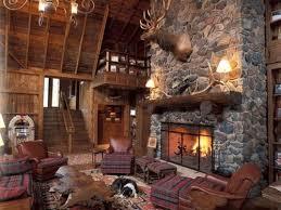 hunting lodge decor