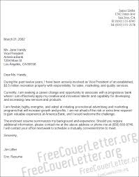 Bank Marketing Strategy Cover Letter Sample