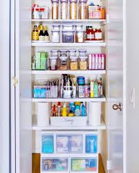 A walk in pantry is a great storage saver but also has a little bit of