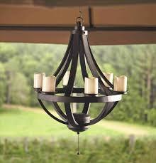 living gorgeous battery operated outdoor chandeliers for gazebos 16 elegant 21 solardelier diy canadian tire garden