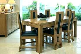 round dining table set for 6 6 dining table and chairs modern dining table and 6