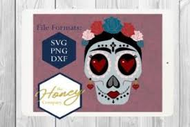 If you are new to dreaming tree, this is a wonderful place to start. Sugar Skull Svg Png Dxf Day Of The Dead Graphic By The Honey Company Creative Fabrica Free Design Software Sugar Skull Instant Download Etsy