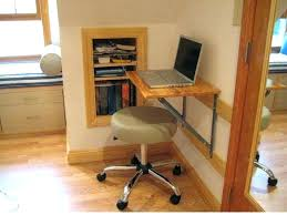 office desks for small spaces. Narrow Desk For Small Spaces Space Saving Computer Ideas Office Desks