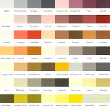 Leyland Emulsion Colour Chart Leyland Exterior Masonry Paint Colour Chart Leyland Trade