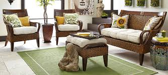 rattan dining set wicker chairs