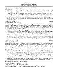 Preschool Teacher Resume Objective Nfcnbarroom Com