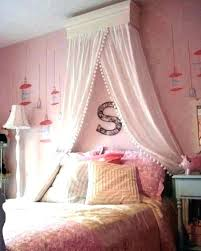 canopy for little girl bed