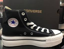 converse ebay. new converse chuck taylor all star platform layer bottom classic black hi shoes | ebay ebay a