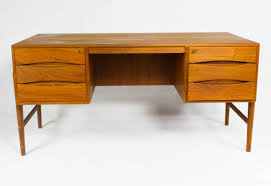 danish modern writing desk 1960s