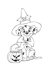 Cute Halloween Coloring Pages Printable Color Bros