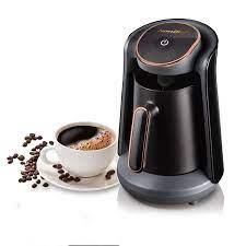 Satın Al Hediye 220V 800W Otomatik Türk Kahve Makinesi Makinesi Şarjlı  Elektrikli Cezve Food Grade Moka Kahve Kettle, TL1,105.99