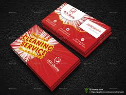 Carpet Cleaning Business Cards Designs Cleaning Services Business Card Templates