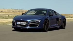 2013 Audi R8 V10 plus On Track [HD] - YouTube