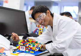 imperial students bring playtime into the lab lego based  main image