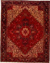cherry red goravan carpet