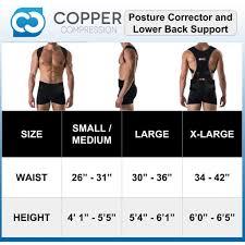 Copper Compression Full Posture Corrector