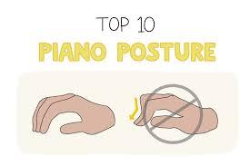 Top Ten Tips for Good Piano <b>Posture</b> - Hoffman Academy