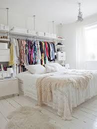 closet bedroom design. Brilliant Design 14 Small Bedroom Storage Ideas  How To Organize A With No Closet  Space In Design S