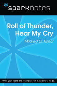 Roll Of Thunder Hear My Cry Symbolism Chart Sparknotes Roll Of Thunder Hear My Cry