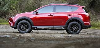 2018 toyota rav4 interior. brilliant rav4 exterior styling features exclusive to the rav4 adventure includes with 2018 toyota rav4 interior