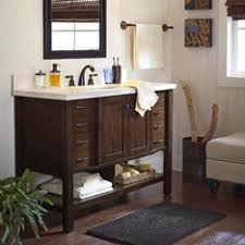 Plain Bathroom Vanities Lowes R Throughout Innovation Design