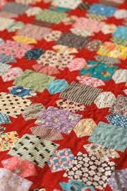 Yep, I'm going to make this one. I have tons of scraps that are ... & ''Oh my stars'' quilt pattern. Love the red stars! Adamdwight.com