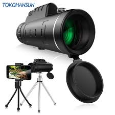 <b>TOKOHANSUN 40x60 Zoom</b> Mobile Cell Phone Lens Monocular ...