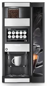 Coffee Bean Vending Machine Enchanting EVOCA 48 Bean To Cup Coffee Freshbrew Tea Vending Machine