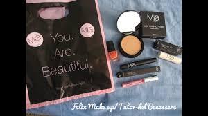 review recensione prodotti mia make up