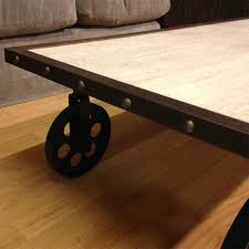 Industrial Factory Cart Coffee Table Reclaimed Coffee Tables Uk Reclaimed Wood Coffee Table Hairpin