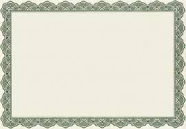 Formal Certificates Formal Certificate Border Free Look At Your Word Processor A9whrzis