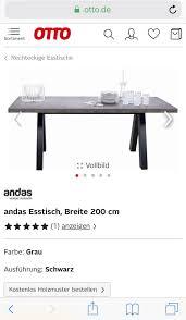 Esstisch Mit Schwarzen Beinen In 74613 öhringen Für 35000 Kaufen