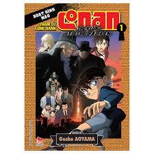 REVIEW] Thám Tử Conan Hoạt Hình Màu: Truy Lùng Tổ Chức Áo Đen - Tập 1, giá  44,000đ! Xem review ngay!
