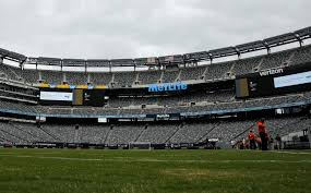 Metlife Taylor Swift Seating Chart Man City Vs Liverpool Pitch At Metlife Stadium In Awful