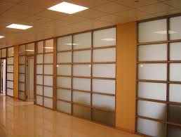 office separator. Interior Wall Transom Between Rooms ALT110 Office Partition System Separator