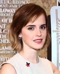 Emma Watson Hair Style emma watson short cut with bangs emma watson looks stylebistro 7091 by wearticles.com